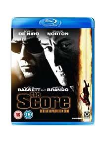 The Score [Blu-ray] [Import anglais]