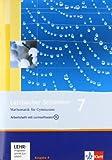 Lambacher Schweizer Mathematik 7. Allgemeine Ausgabe: Arbeitsheft plus Lösungsheft und Lernsoftware Klasse 7 (Lambacher Schweizer. Allgemeine Ausgabe ab 2006)