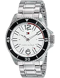 Tommy Hilfiger Analog Silver Dial Men's Watch - TH1790749J