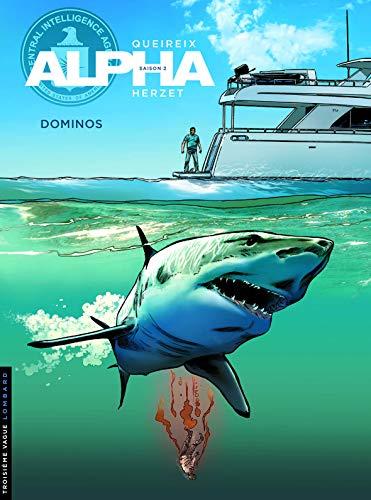 Alpha - tome 14 - Dominos par Herzet,Queireix Alain