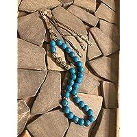 Isimli Tesbih, Tesbih,firuze taşı, Gebetskette, Gebetskette Personalisiert, Gebetskette mit Namen
