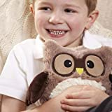 Warmies Light Brown Owl, 820 g