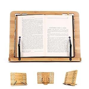 Porta documenti supporto libri leggio da tavolo per libri - Leggio per libri da tavolo ...