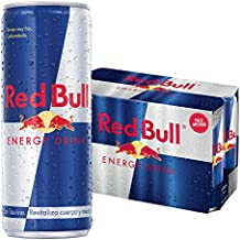 Red Bull Energy Drink - Paquete de 8 x 250 ml - Total: 2000 ml