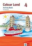 Colour Land ab Klasse 3 / Activity Book mit Audio-CD 4. Schuljahr: Ausgabe 2013