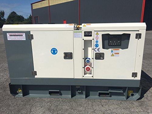 Generator 33kVA Diesel gedämmt - Diesel-generatoren