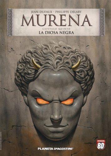 Murena nº 05: La diosa negra (MURENA TOMOS)