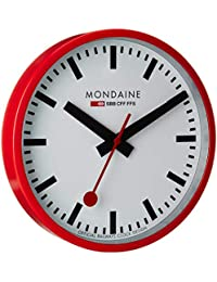 Mondaine A990.CLOCK.11SBC Wall Clock