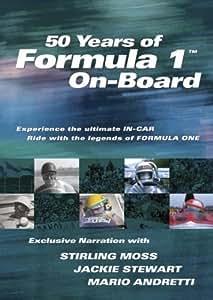 50 Years of Formula 1 On Board [DVD]