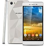 "Bluboo Picasso - Smartphone Libre Android 3G (5.0"" HD 1280x720P, Quad Core, Dual Sim, Ram 2Gb Rom 16Gb, 8Mp, Multi-Idiomas), Dorado"