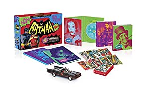 Batman: Serie TV Completa (1966-68) - Edizione Limitata con Batmobile (13 Blu-Ray) Esclusiva Amazon.it