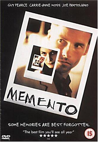 Bild von Memento [UK Import]