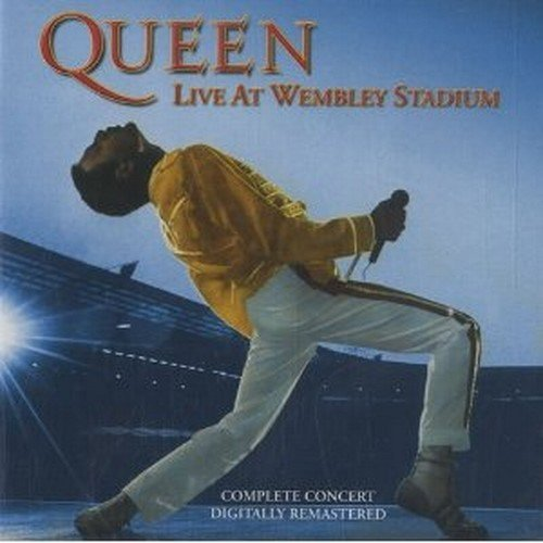 Live At Wembley Stadium by Queen (2010-01-01)