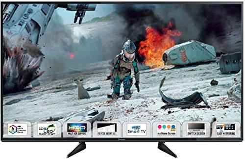 Panasonic 124.5 cm (49 inches) Viera TH-49EX600D 4K UHD LED TV (Black)