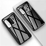 [Sponsored]Brand Affairs Samsung Galaxy S9 Plus Lens Glass Series Back Case Cover || Slim Hard Precise Case || Lens Series Back Cover For Samsung Galaxy S9 Plus (Black)