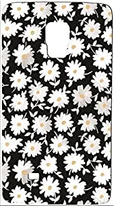 FCS Printed Soft Silicon Back Case for Samsung Galaxy Note Edge Pattern-331