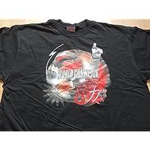 Mercedes Benz Michael Schumacher Camiseta de Negro Tamaño L