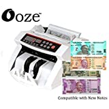 ooze Currency Counting Machine (White)