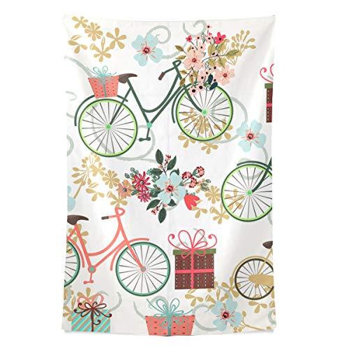 ume Cartoon Mode wandteppich wandbehang cool Post drucken für wohnheim Hause Wohnzimmer Schlafzimmer tagesdecke Picknick bettlaken 80x60 Zoll ()