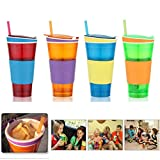 Snackeez! -Two In One Snack And Drink Cu...