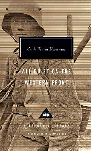 Book cover for All Quiet on the Western Front