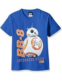Star Wars Jungen T-Shirt Photo Bb-8