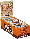 Davina Energy OatSnack, Müsli Riegel von Hand gemacht, Vanille, 30 x 65 g, 1er Pack (1 x 1.95 kg)