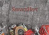 Serviceheft: Universal Scheckheft für alle und Marken und Fahrzeuge | Auto, LKW, PKW, Motorrad