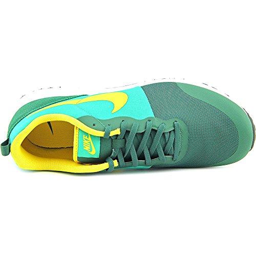 Nike Elite Shinsen, Chaussures de Running Compétition Homme, Vert, Taille Verde / Azul / Amarillo (Gorge Green / Vvd Sulfur-Lcd Grn)
