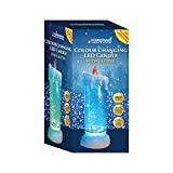 The Benross Christmas Workshop Deko Kerze mit LED Licht (24cm), Design mit Wasser im Inneren - 4