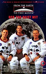 From The Earth To The Moon 08 - Der Tod reist mit [VHS]