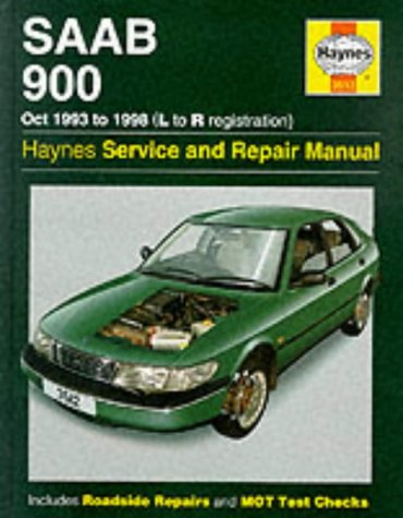 Haynes manuals inc the best amazon price in savemoney saab 900 october 1993 98 service and repair manual haynes service and fandeluxe Image collections
