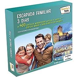 FAMILY'S BOX Caja Regalo Escapada Familiar 3 DãAs