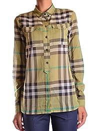 Top E Donna Camicie T Bluse Shirt Amazon it Burberry zq68wcpU