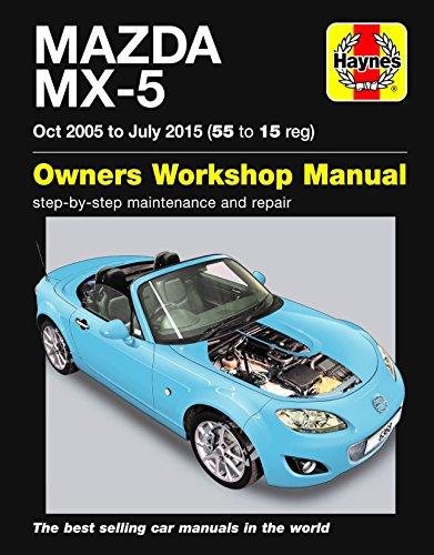 mazda-mx-5-owners-workshop-manual
