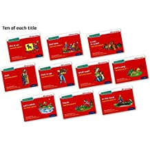Read Write Inc. Phonics: Red Ditty Books Pack of 100