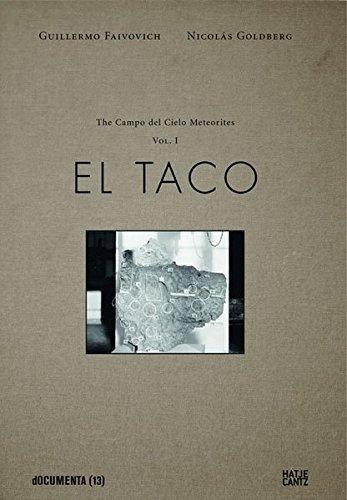 Guillermo Faivovich & Nicolás Goldberg: The Campo del Cielo Meteorites - Vol. 1: El Taco