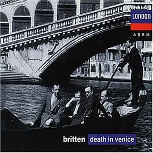 Britten: Tod In Venedig (Gesamtaufnahme) (engl.)