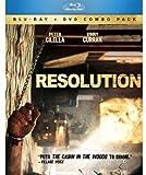 Resolution [Blu-ray] [Import italien]