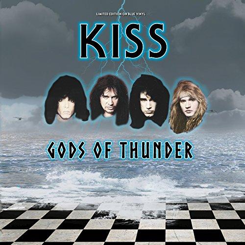 Kiss- Gods Of Thunder: Edizione Limitata Su Vinile Blu