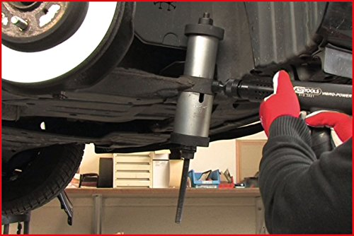 KS Tools 515.3880 Pistolet pneumatique vibreur vibro power