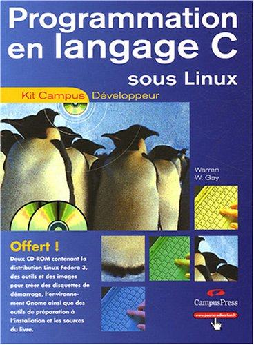 Programmation langage C sous Linux