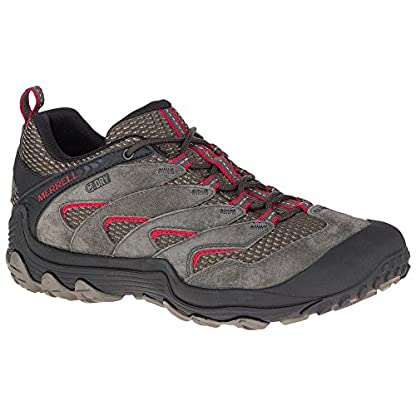Merrell Men's Cham 7 Limit Waterproof Low Rise Hiking Boots 1
