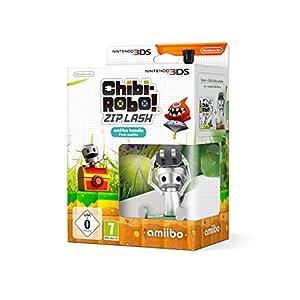 Chibi-Robo!: Zip Lash  – Special Edition inkl. amiibo – [3DS]
