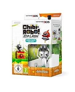 Chibi-Robo!: Zip Lash  - Special Edition inkl. amiibo - 3DS - [Edizione: Germania]