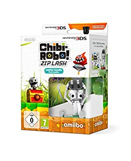 Chibi-Robo! Zip Lash + amiibo Chibi-Robo by Chibi-Robo (B0139LXNX2) | Amazon price tracker / tracking, Amazon price history charts, Amazon price watches, Amazon price drop alerts