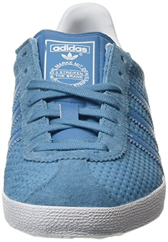adidasGazelle OG - Scarpe Running Donna Blu (Blanch Sea/Blanch Sea/Clear GreyBlanch Sea/Blanch Sea/Clear Grey)