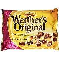 Werther'S Original - Toffee blandos cubiertos en chocolate - Caramelos - 1000 g