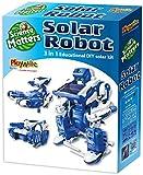 Solar Robot 3-in-1 Educational T3 Solar Transforming Robot Science Kit DIY