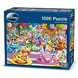 King Disney Mad Tea Cup Puzzle (1000 Pieces)